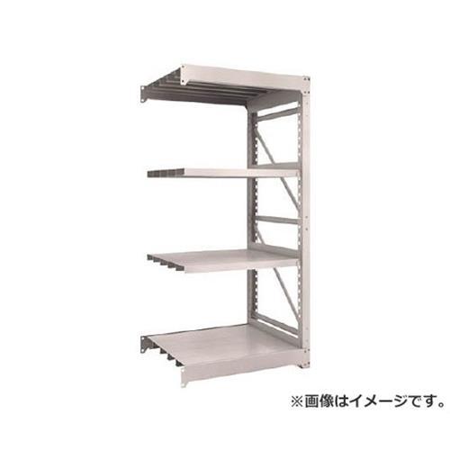 TRUSCO M10型重量棚 900X760XH1800 4段 連結 NG M106374B (NG) [r21][s9-930]