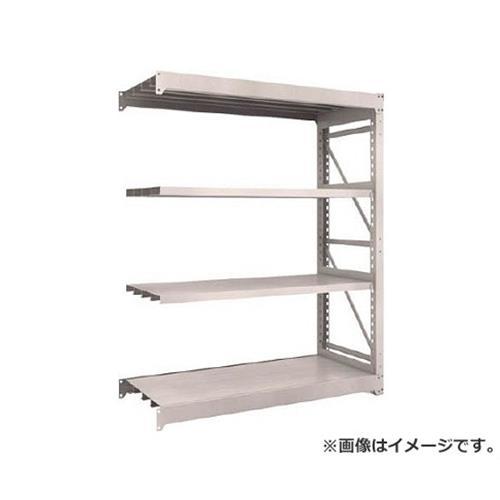 TRUSCO M10型重量棚 1500X620XH1800 4段 連結 NG M106564B (NG) [r21][s9-930]