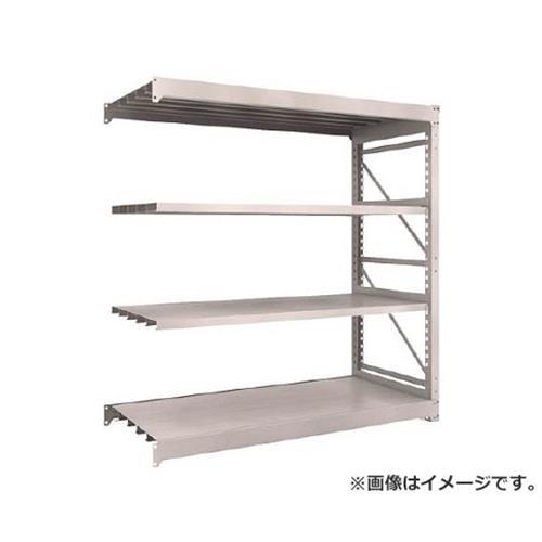 TRUSCO M10型重量棚 1800X760XH1800 4段 連結 NG M106674B (NG)