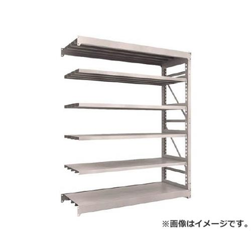 TRUSCO M10型重量棚 1800X620XH2100 6段 連結 NG M107666B (NG) [r21][s9-940]