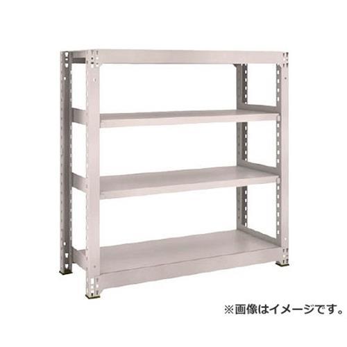 最上の品質な 1200X471XH1200 [r20][s9-910]:ミナト電機工業 4段 M34454 NG (NG) TRUSCO 単体 M3型中量棚-DIY・工具