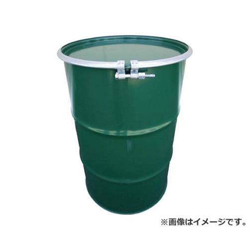 JFE 鋼製ドラム缶 オープンタイプ ボルトバンド式 200L KD200BST [r20][s9-910]