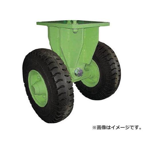 佐野車輌 超重量級キャスター ダブル固定車 荷重4800kgタイプ 2865 [r22]