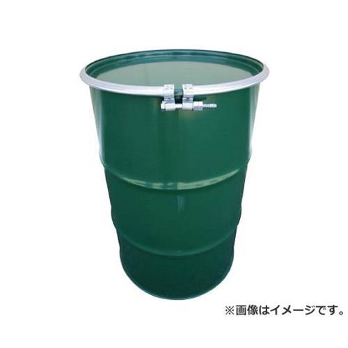 JFE 鋼製ドラム缶 オープンタイプ ボルトバンド式 50L KD050BST [r20][s9-910]