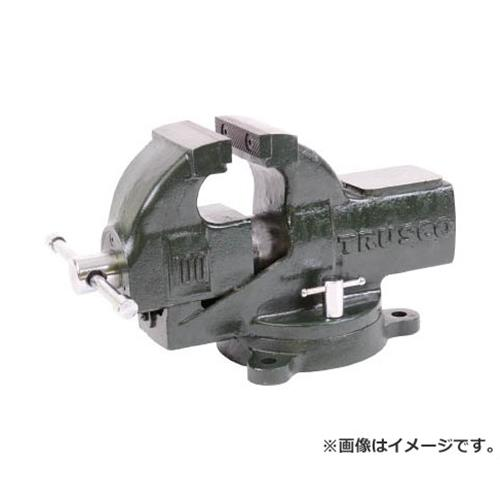 TRUSCO 強力アプライトバイス(回転台付タイプ) 125mm TSRV125 [r20][s9-910]