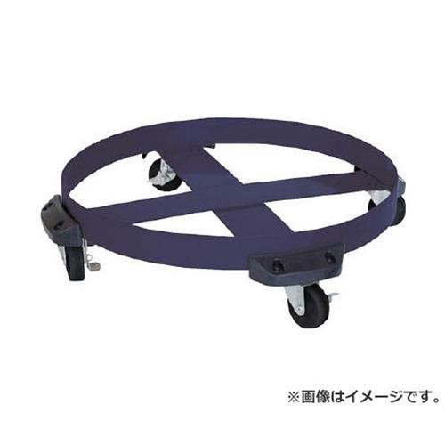 アクアシステム ドラム缶用キャリー ゴム製タイヤ(最大耐荷重400kg) DCNBR [r20][s9-910]