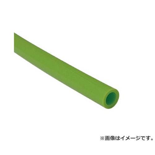 チヨダ TEタッチチューブ 8mm/100m ライトグリーン TE8100LG [r20][s9-830]