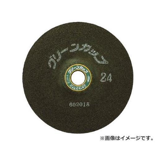 NRS グリーンカップ 180×6×22 ♯36 GCP180636 ×25枚セット [r20][s9-910]
