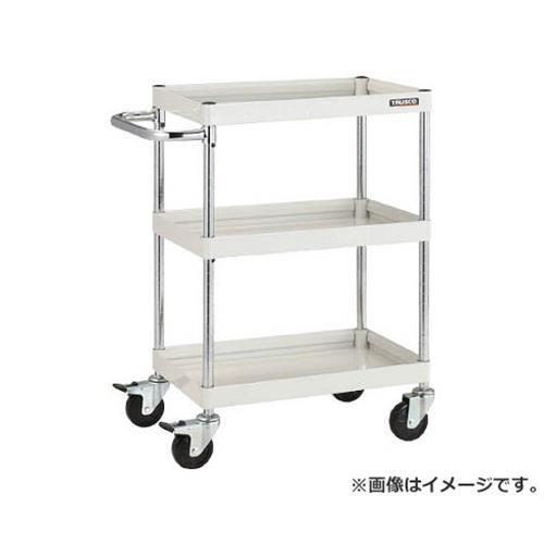 TRUSCO ファルコンワゴン900X600 ゴム車輪 YG色 FAW993YG [r20][s9-910]