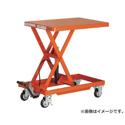 TRUSCO 作業台リフター 500kg 600X900 ハンドルレス HLLE500MW [r22]