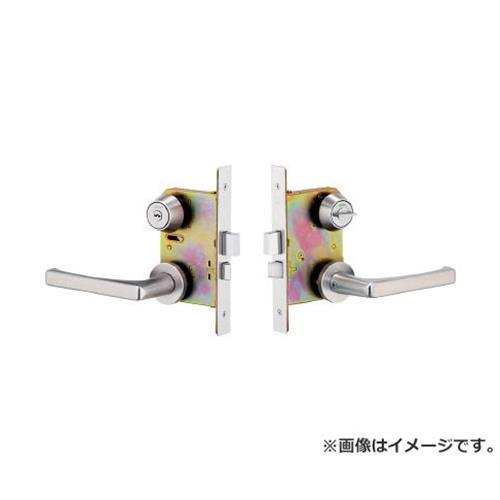 MIWA 木製ドア用レバーハンドル錠 TRWLA501 [r20][s9-910]