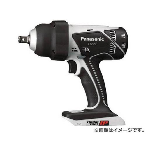 Panasonic ナショナル 18V充電インパクトレンチ(本体のみ) EZ7552XH