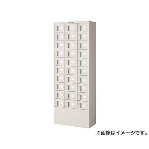 TRUSCO 預かりロッカー3列10段 ダイヤル錠 KTL310D [r20][s9-940]