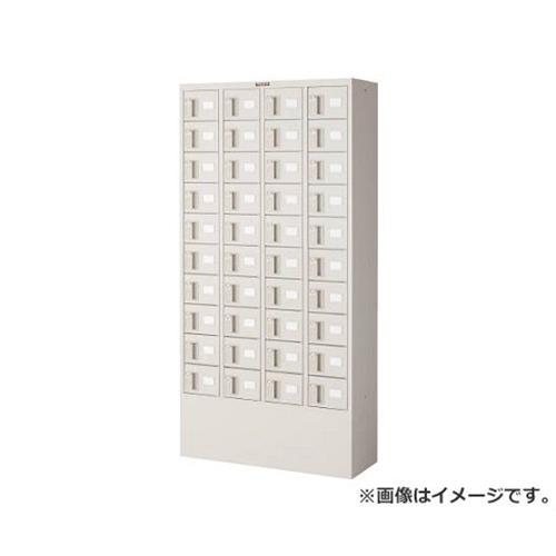 TRUSCO 預かりロッカー4列10段 ダイヤル錠 KTL410D [r21][s9-940]