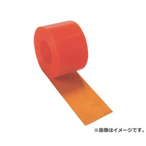 【メーカー包装済】 ストリップ型間仕切りシート防虫オレンジ2X200X30M TSBO22030 [r20][s9-910]:ミナト電機工業 TRUSCO-DIY・工具