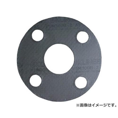 クリンガー 膨張黒鉛ガスケット(ステンレス爪付鋼板入り) 5枚入り PSM10K65A 5枚入 [r20][s9-910]
