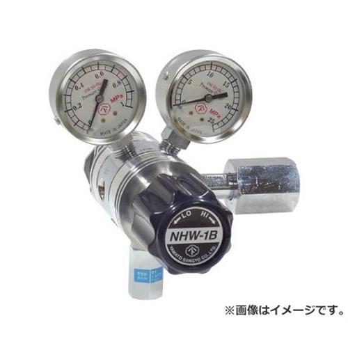 分析機用フィン付二段圧力調整器 NHW-1B NHW1BTRCCO2 [r20][s9-930]