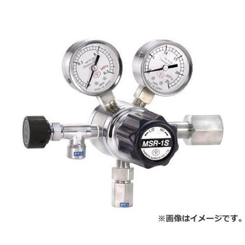 分析機用二段圧力調整器 MSR-1S MSR1S11TRC [r20][s9-930]