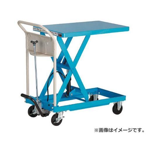 TRUSCO ハンドリフター 150kg 400X720 ブルー HLFS150B [r20][s9-920]