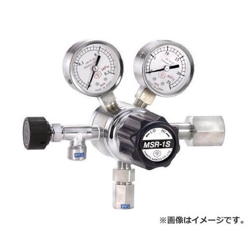 分析機用二段圧力調整器 MSR-1S MSR1S12TRC [r20][s9-910]
