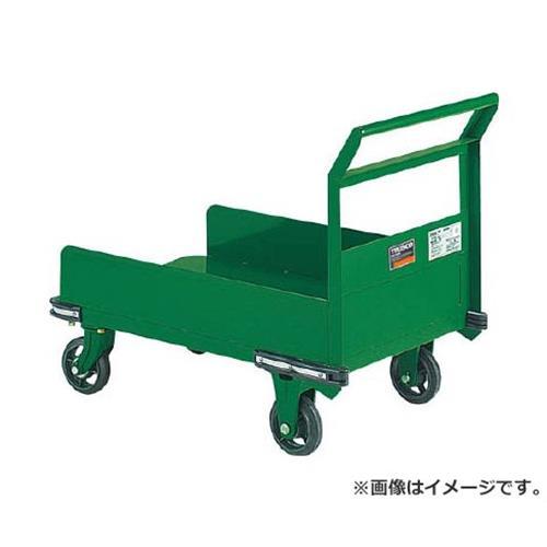 TRUSCO 鋼鉄製運搬車 900X600 三面パネル付 OH23P [r20][s9-930]