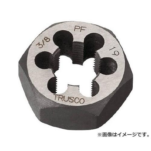 TRUSCO 六角サラエナットダイス PF3/4-14 TD634PF14 [r20][s9-900]