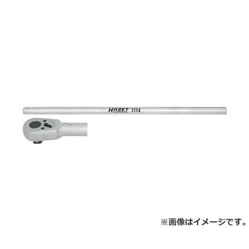 HAZET ラチェットハンドル(スタンダード小判型ヘッド・高負荷タイプ) 差込角 11162 [r20][s9-910]