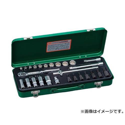 TONE ミックスソケットレンチセット MX300 [r20][s9-910]