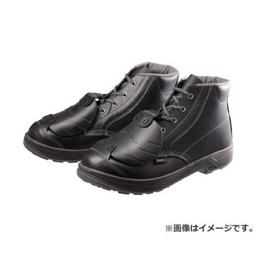 シモン 安全靴甲プロ付 編上靴 SS22D-6 26.0cm SS22D626.0 [r20][s9-910]
