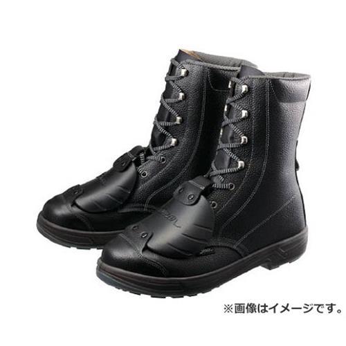 シモン 安全靴甲プロ付 長編上靴 SS33D-6 26.0cm SS33D626.0 [r20][s9-910]