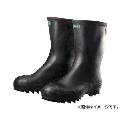シモン 安全長靴 ウレタンブーツ 26.0cm SFB26.0 [r20][s9-910]