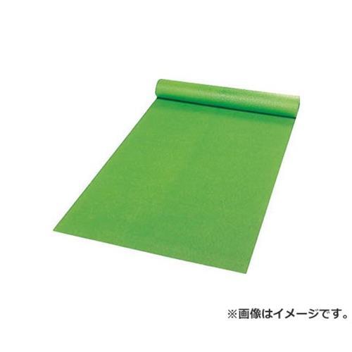 ミヅシマ ダイヤマット 3.5MM×1MX10M 緑 4110110 [r20][s9-833]