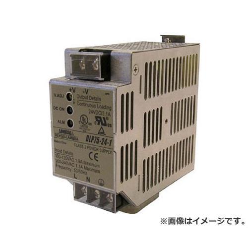 TDKラムダ FA用DINレール取り付けAC-DC電源 DLPシリーズ 240W DLP240241 [r20][s9-831]