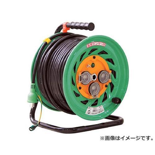 日動 防雨型電工ドラム50M FWE53 [r20][s9-910]