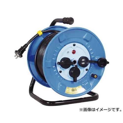 日動 電工ドラム 防雨防塵型100Vドラム 2芯 30m NPW303 [r20][s9-910]