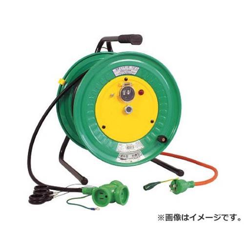 日動 電工ドラム 防雨防塵型びっくリール100V アース付 30m RBWE30S [r20][s9-910]
