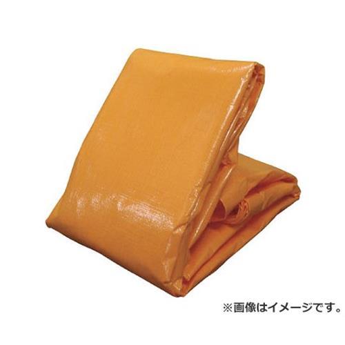 TRUSCO オレンジターピーシート#3000 幅10.0mX長さ10.0m TP1010OR [r20][s9-910]