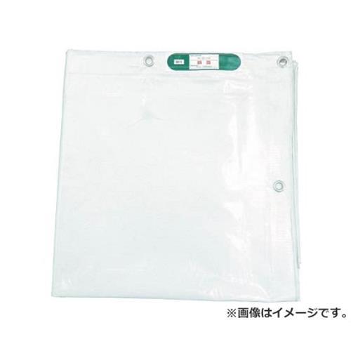 ユタカ 白防炎シート普及型 10.0m×10.0m B247 [r20][s9-910]