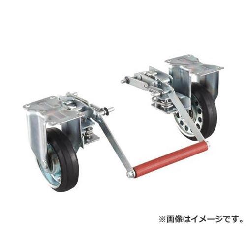 TRUSCO ドンキーカート 300番用ブレーキ自在車輪付 300NJB [r20][s9-910]