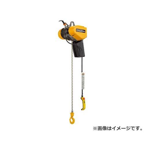 キトー EQ形電気チェーンブロック 懸垂形 125kg(IS)×4m EQ001IS [r20][s9-940]