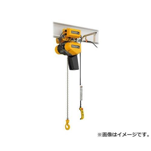 キトー EQ形電気チェーンブロック 電気トロリ結合形 980kg(IS)×4m EQM009ISIS [r21][s9-940]