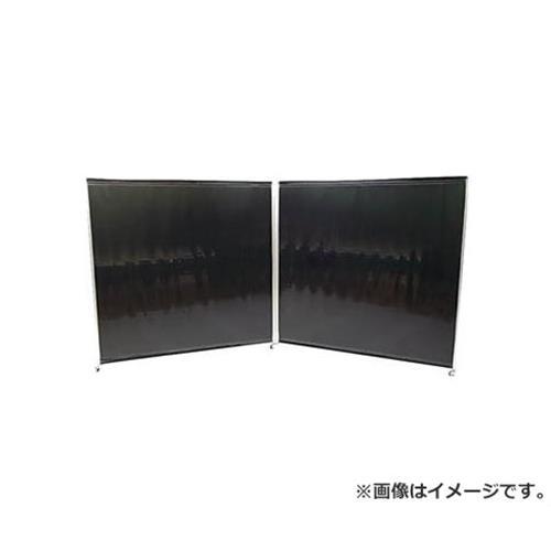 吉野 パピヨン1818型(遮光用)ダークグリーン YSPAP1818DG [r22]