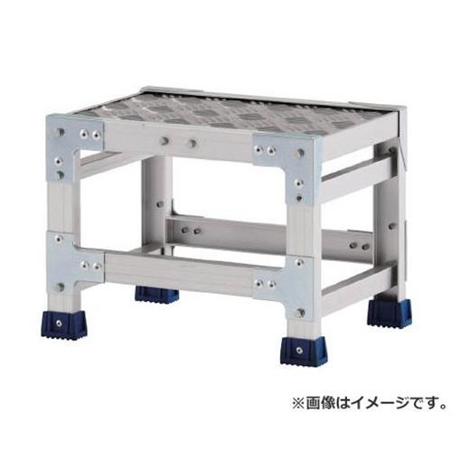 最安 アルインコ 作業台(天板縞板タイプ)1段 CSBC138WS [r20][s9-920]:ミナト電機工業-DIY・工具