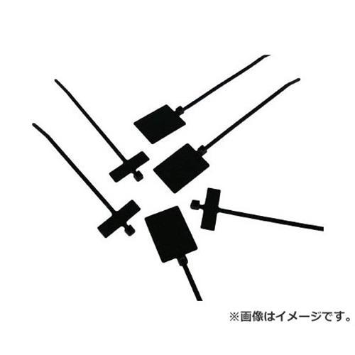 パンドウイット 旗型タイプナイロン結束バンド 耐候性黒 PL2M2SD0 500本入 [r20][s9-831]