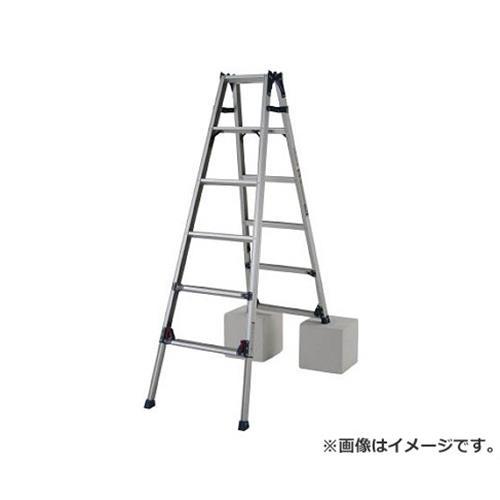 ピカコーポレーション(Pica) 四脚アジャスト式脚立かるノビSCL型5~6尺 SCL180A [r20][s9-910]