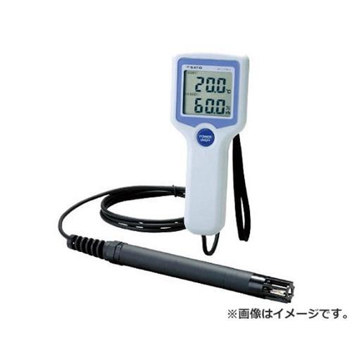 佐藤 デジタル温湿度計SK-110TRH2(TYPE1)(8111-00) SK110TRH21 [r20][s9-910]