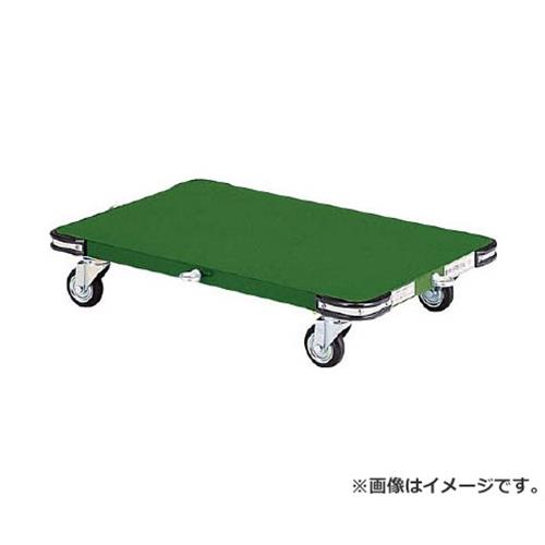 TRUSCO 鋼鉄製平台車 800X450 Φ100プレス車 SHT8045H [r20][s9-920]