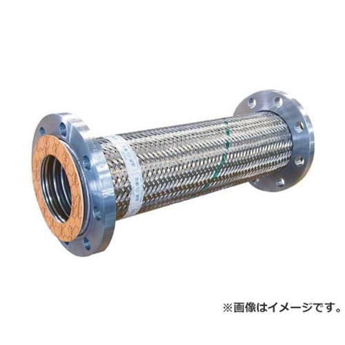 TF フランジ無溶接型フレキ 10K SS400 125AX1000L TF231251000 [r20][s9-910]