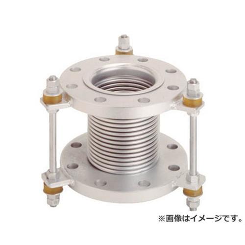 TF フランジ無溶接型防振継手 10K SS400 80AX150L VJ10K80150 [r20][s9-910]