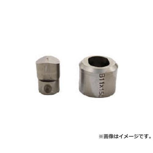 イクラ(育良精機) コードレスパンチャー替刃 IS-MP15L・15LE用 SL11X15B [r20][s9-910]